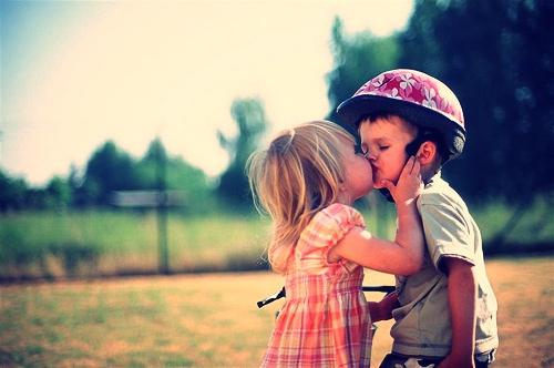 Let me kiss