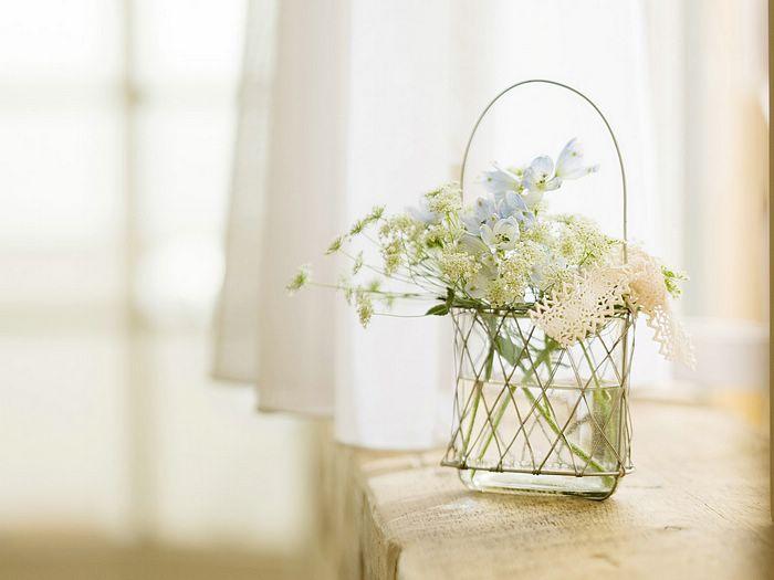 interior sweet flowers