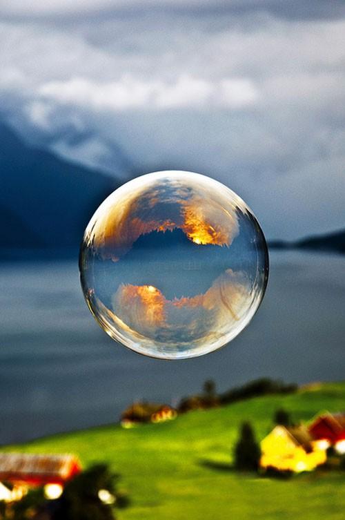 Soap Bubble Photography