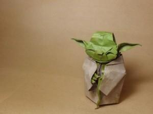 Yoda's origami