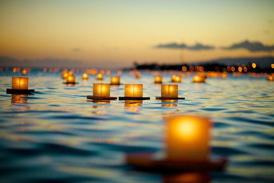 Lantern Calmness